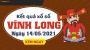 XSVL 14/5 - Xổ số Vĩnh Long ngày 14 tháng 5 năm 2021 - SXVL 14/5