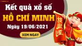 XSHCM 19/6 - Xổ số Hồ Chí Minh ngày 19 tháng 6 năm 2021 - SXHCM 19/6