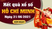XSHCM 21/6 - Xổ số Hồ Chí Minh ngày 21 tháng 6 năm 2021 - SXHCM 21/6