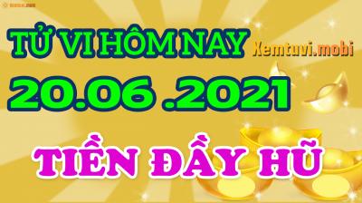 Tử vi ngày 20/6/2021 của 12 con giáp chủ nhật