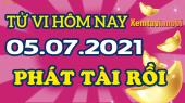 Tử vi ngày 5/7/2021 của 12 con giáp thứ 2