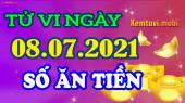 Tử vi ngày 8/7/2021 của 12 con giáp thứ 5
