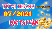 Tử vi tháng 7/2021 Đông phương của 12 con giáp