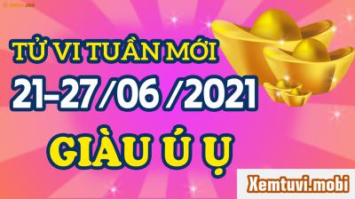 Tử vi tuần mới của 12 con giáp từ ngày 21/6 đến 27/6/2021