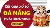 XSDNG 28/7 - Xổ số Đà Nẵng ngày 28 tháng 7 năm 2021 - SXDNG 28/7