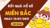 XSMB 13/7 - SXMB 13/7 - KQXSMB 13/7 - Xổ số miền Bắc ngày 13 tháng 7 năm 2021