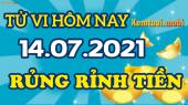 Tử vi ngày 14/7/2021 của 12 con giáp thứ 4