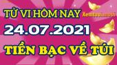 Tử vi ngày 24/7/2021 của 12 con giáp thứ 7
