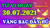 Tử vi ngày 30/7/2021 của 12 con giáp thứ 6