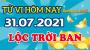 Tử vi ngày 31/7/2021 của 12 con giáp thứ 7