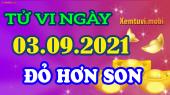 Tử vi ngày 3/9/2021 của 12 con giáp thứ 6