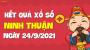 XSNT 24/9 - Xổ số Ninh Thuận ngày 24 tháng 9 năm 2021 - SXNT 24/9