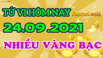 Tử vi ngày 24/9/2021 của 12 con giáp thứ 6