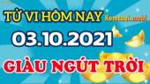 Tử vi ngày 3/10/2021 của 12 con giáp chủ nhật