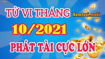 Tử vi tháng 10/2021 Đông phương của 12 con giáp