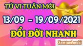 Tử vi tuần mới của 12 con giáp từ ngày 13/9 đến 19/9/2021