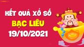 XSBL 19/10 - Xổ số Bạc Liêu ngày 19 tháng 10 năm 2021 - SXBL 19/10