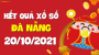 XSDNG 20/10 - Xổ số Đà Nẵng ngày 20 tháng 10 năm 2021 - SXDNG 20/10