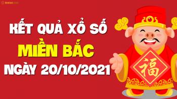 XSMB 20/10 - SXMB 20/10 - KQXSMB 20/10 - Xổ số miền Bắc ngày 20 tháng 10 năm 2021