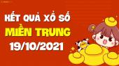 XSMT 19/10 - SXMT 19/10 - KQXSMT 19/10 - Xổ số miền Trung ngày 19 tháng 10 năm 2021