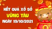 XSVT 19/10 - Xổ số Vũng Tàu ngày 19 tháng 10 năm 2021 - SXVT 19/10