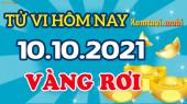 Tử vi ngày 10/10/2021 của 12 con giáp chủ nhật