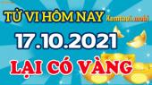 Tử vi ngày 17/10/2021 của 12 con giáp chủ nhật