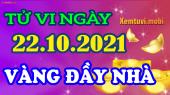Tử vi ngày 22/10/2021 của 12 con giáp thứ 6