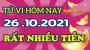 Tử vi ngày 26/10/2021 của 12 con giáp thứ 3
