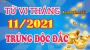 Tử vi tháng 11/2021 Đông phương của 12 con giáp