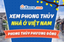 phong thủy nhà ở